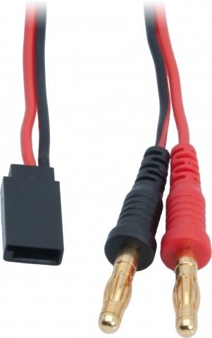 LRP Ladekabel - Futaba RX/TX Stecker 65823