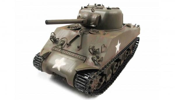 Amewi M4A3 Sherman Professional Line III Metal Panzer Army Green RTR IR True Sound 23084