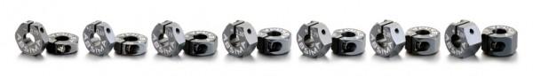 Absima Aluminium 7075 T6 Radmitnehmer 12mm Offset +0.75mm 1:10 (2 St.) 2560012