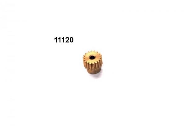 Amewi HSP Motorritzel 18 Zähne Modul 0,6 11120 Motor Gear 18T