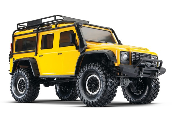 Traxxas TRX-4 Land Rover Defender Yellow Special Edition 82056-4