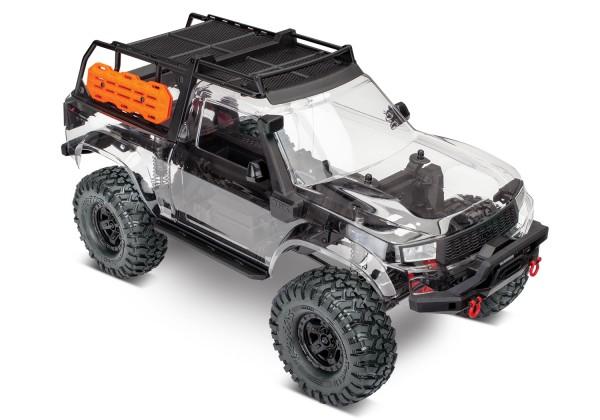 Traxxas TRX-4 Sport 4x4 Kit (Bausatz) ohne Elektronik 1/10 4WD 82010-4