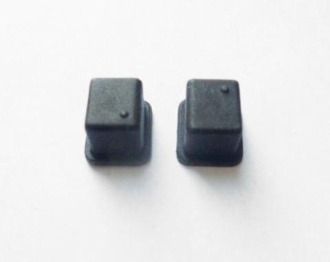 Einsätze vorderer Aluminium Schwingenhalter vorne (2Stk.) - S8 NXR 134019