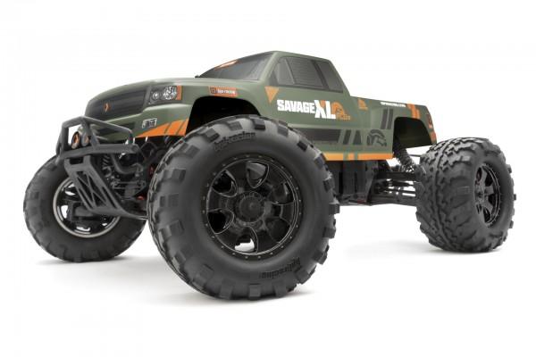 HPI Savage XL Flux GTXL-1 1/8 Brushless Monstertruck 160095