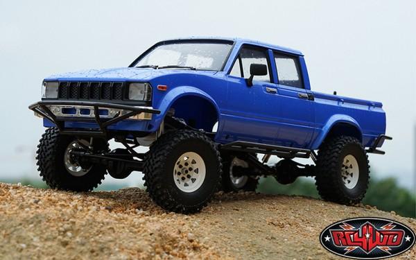 RC4WD Trail Finder 2 Truck Kit LWB w/ Mojave II 4-Door Body Set Z-K0058