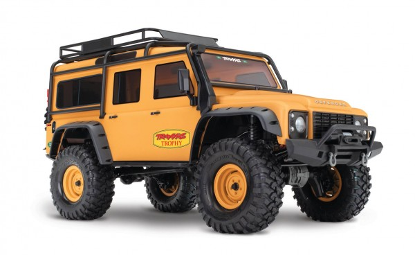 Traxxas TRX-4 Land Rover Defender Trophy Limited Edition 82056-4C