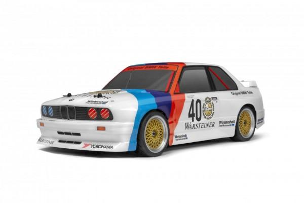 HPI RS4 Sport 3 BMW M3 E30 Warsteiner 120103