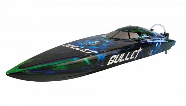 Amewi Bullet V4 729mm 4S Brushless Mono Rennboot 26097