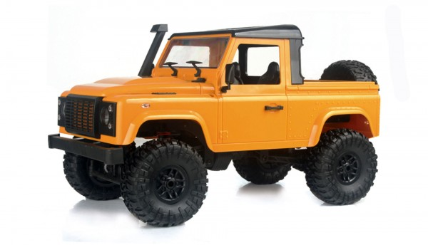 Amewi Pick-Up Crawler 4WD 1:16 RTR gelb 22376