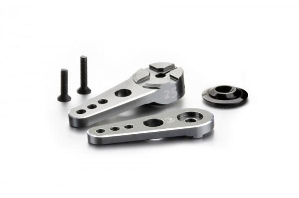 Absima Aluminium Servo Horn 23Z 3-in-1 2030030