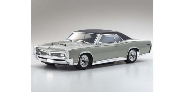 Kyosho FAZER MK2 FZ02L Pontiac GTO 1967 1:10 Readyset 34431