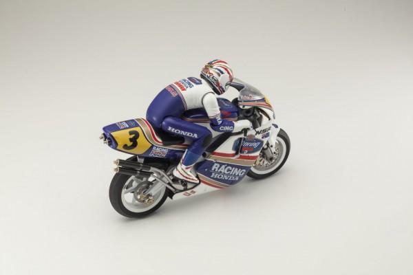 Kyosho Motorrad Hanging on Racer Honda NSR500 1991 KIT 34932B