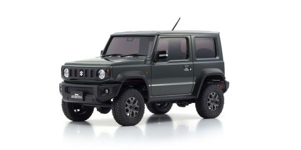 Kyosho Mini-Z 4X4 MX-01 Suzuki Jimny Sierra Jungle Green (KT531P) 32523GR