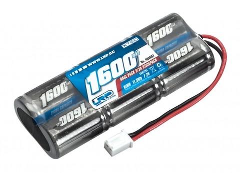 LRP XTEC Race pack Stick 2/3A NiMH - Micro - 7.2V - 1600mAh 430607