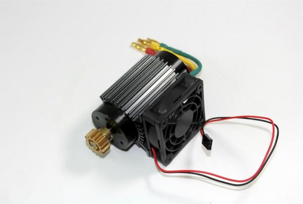 Absima Brushless Motor und Lüfter Set 1:8 Hot Shot AMT8 1330067