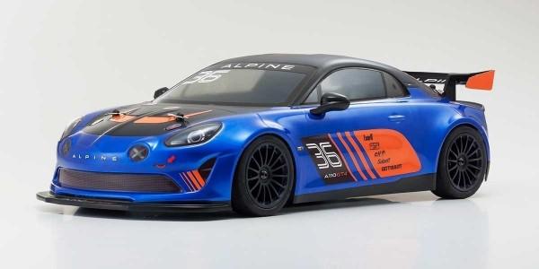 Kyosho FW06 Alpine GT4 1:10 RC Nitro Readyset m/KE15SP 33212B
