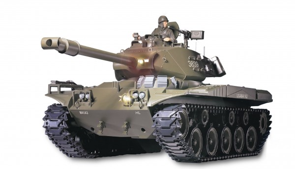 Amewi Walker Bulldog M41 1:16, Standard Line BB 23011