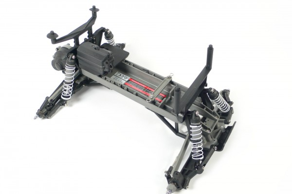 Traxxas Stampede Monster Truck 2WD 1:10 Chassis Roller Ersatzteilspender