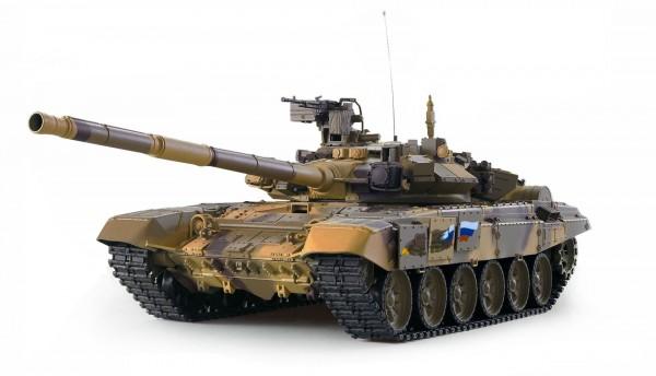 Amewi T-90 1:16 Advanced Line IR/BB Panzermodell mit Sound 23118