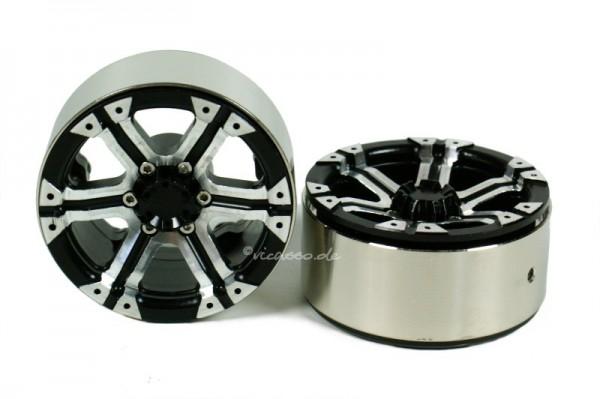 Amewi 48.2mm CNC Felgen 010-20317