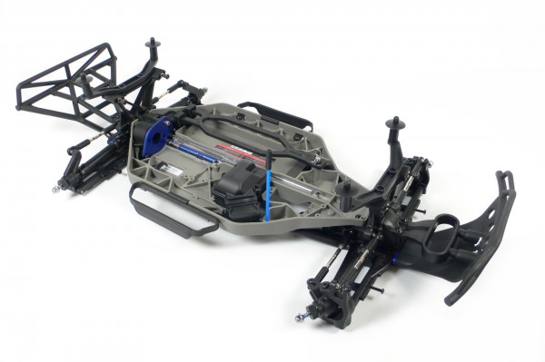 Traxxas Slash 4WD Roller Chassis 1:10 Short Course Truck Brushless VXL