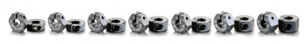 Absima Aluminium 7075 T6 Radmitnehmer 12mm Offset -0.75mm 1:10 (2 St.) 2560010
