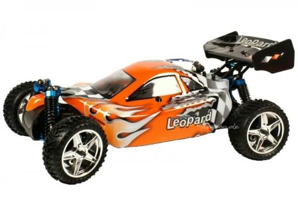 """Amewi Buggy """"Leopard"""" M 1:10 / 2,4 GHz /3,0ccm / 4WD 22037"""