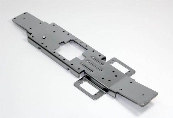 Absima Aluminium Chassisplatte oben 1:8 Hot Shot AMT8 1330020