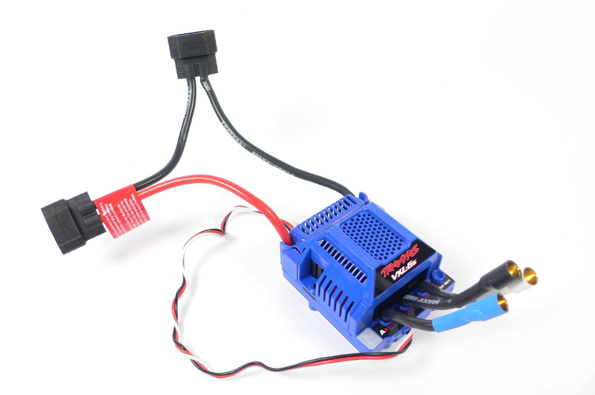 Traxxas 3485 Velineon VXL-6s Brushless ESC Fahrtenregler E-Revo 2.0 Regler 4-6S