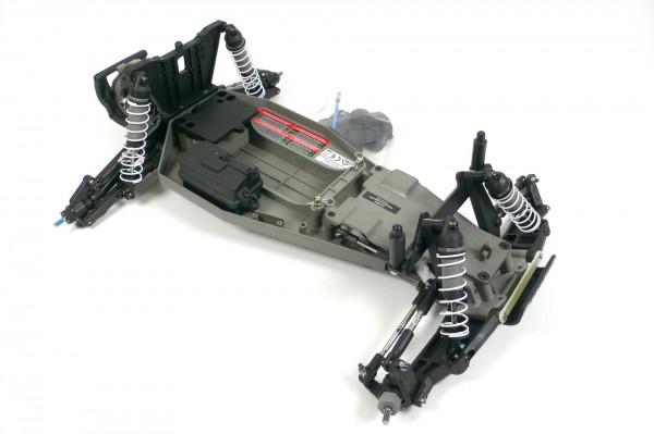 Traxxas Rustler VXL Stadium Truck 2WD 1:10 Chassis Roller Ersatzteilspender