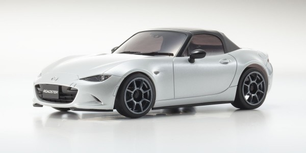 Kyosho MINIZ MR03 SPORTS 2 MAZDA ROADSTER CERAMIC METALLIC (N-RM/KT19) 32230PW-B