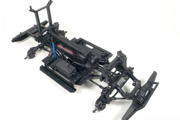 Traxxas TRX-4 Chassis Roller komplett 1/10 Ersatzteilspender