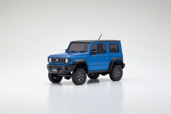 Kyosho Mini-Z 4X4 MX-01 Suzuki Jimny Sierra Brisk Blue (KT531P) 32523MB
