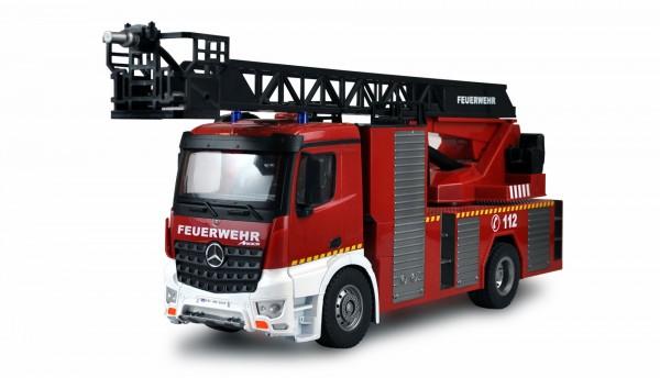 Amewi Mercedes Benz Feuerwehr Drehleiterfahrzeug 1:18 RTR 22502