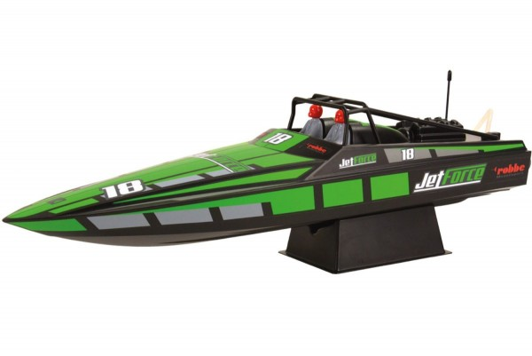 Robbe Jet Force Race Boat 1:6 ARTR Brushless Rennboot 1205