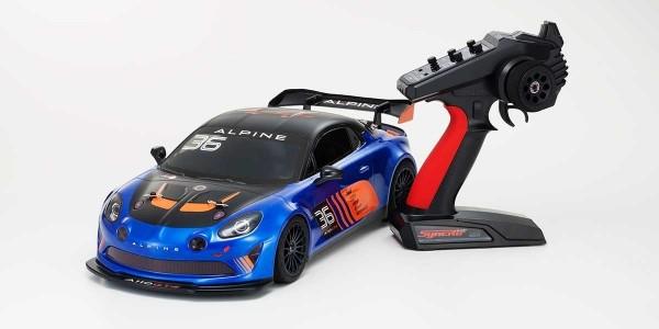 Kyosho FAZER MK2 Alpine GT4 1/10 ReadySet (KT231P) 34423B