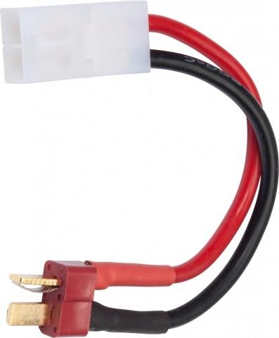 LRP Adapterstecker - Tamiya/JST auf US-style Stecker 65839
