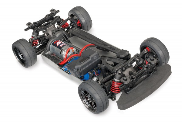 Traxxas 4Tec 2.0 nur Chassis (-Akku, - Lader, -Karo) 83024-4