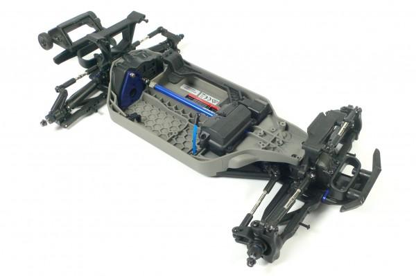 Traxxas Rustler 4WD VXL Brushless Roller Chassis 1:10 Truggy