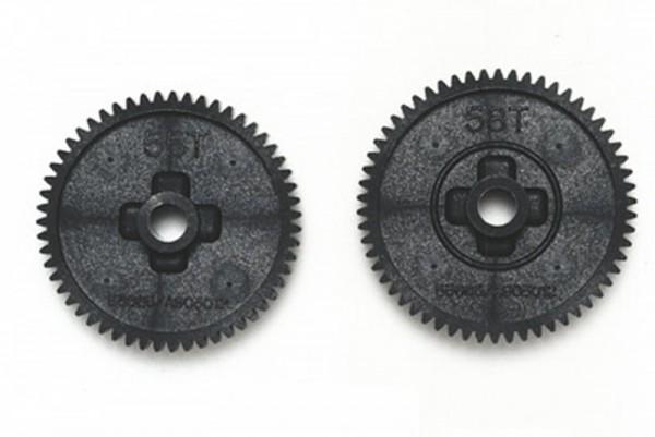 Hauptzahnräder TT-01 55/58Z