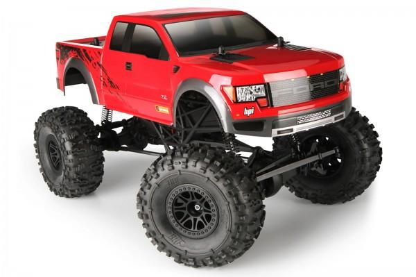 HPI Crawler King RTR mit Ford Raptor Karosserie 115118