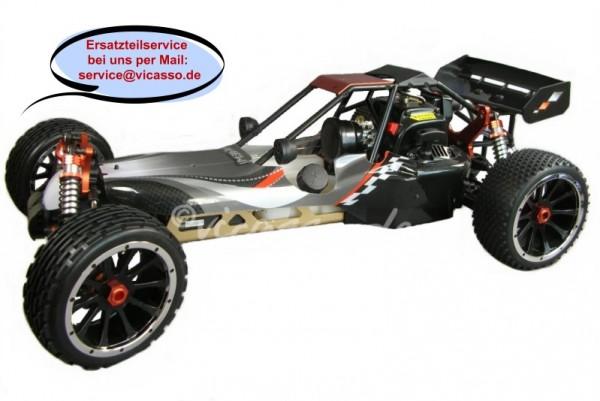 Amewi Pitbull X Desert Buggy 1:5 30ccm 2,4 GHz 2WD 22060
