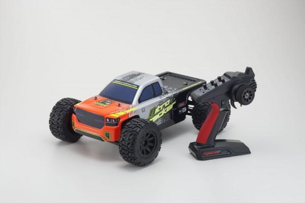 Kyosho NITRO TRACKER 4WD QRC READYSET (KE15SP-KT231P+) 33101B