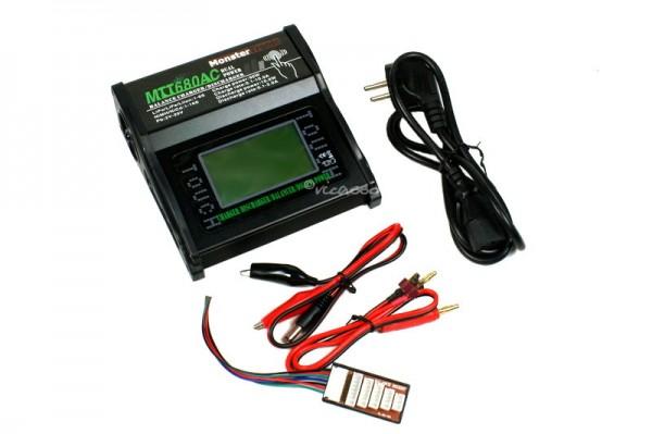 Monstertronic Ladegerät MTT680 Touch 90W 10A