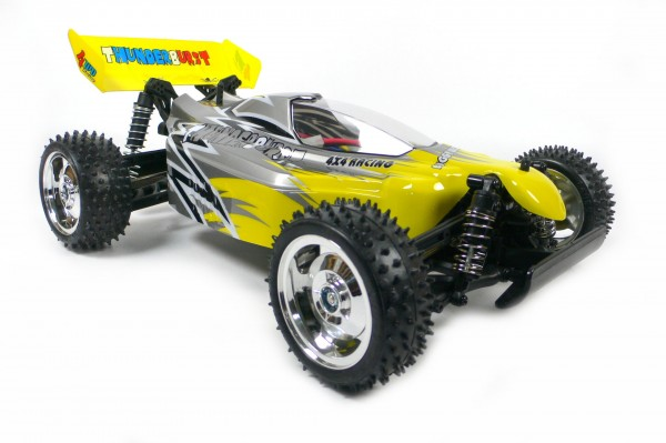 Amewi HBX Buggy Thunderburst 2010G Gelb 1:10 RTR 2,4 GHz 22122