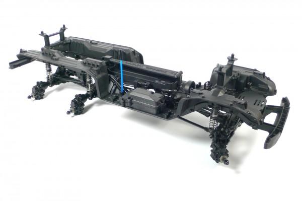 Traxxas TRX-6 Chassis Roller komplett 6x6 Crawler 1/10 Ersatzteilspender